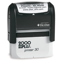 Cosco Printer 30 Self-Inking Stamp